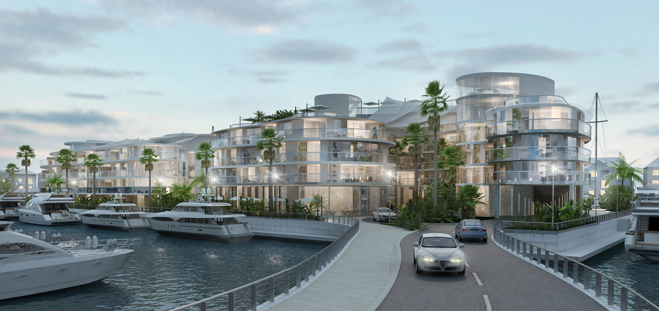 Queensway Quays Developments Project Architect Spain-2