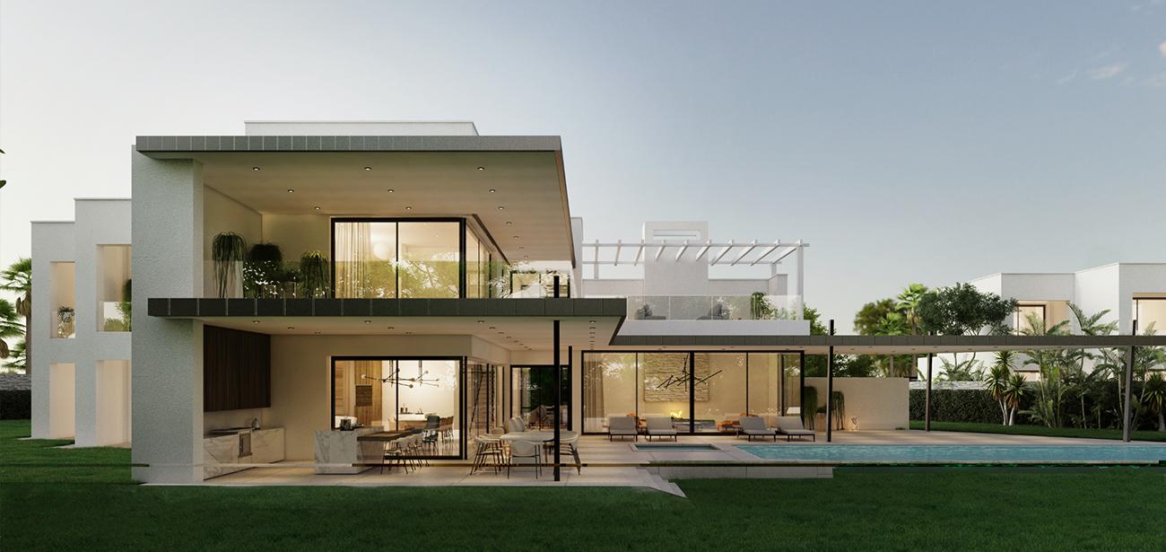 San Roque Villas Developments Project Architect Spain-2