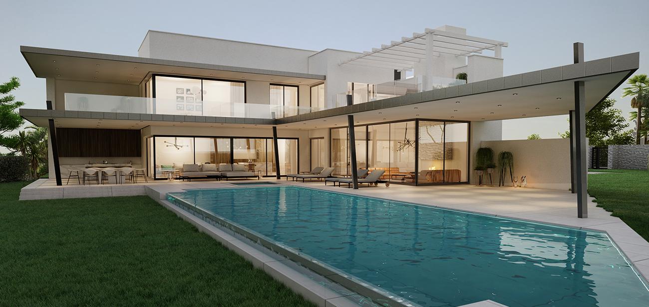 San Roque Villas Developments Project Architect Spain-3