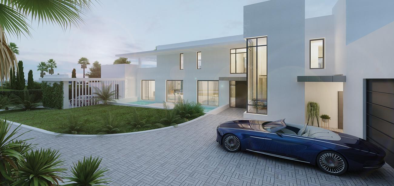Simon Davies Residential Project Architect Spain-Main